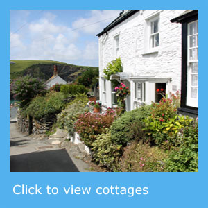 cottages with a bus stop nearby