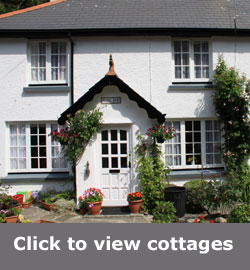 cottages in Cornwall with hot tubs and swimming pools