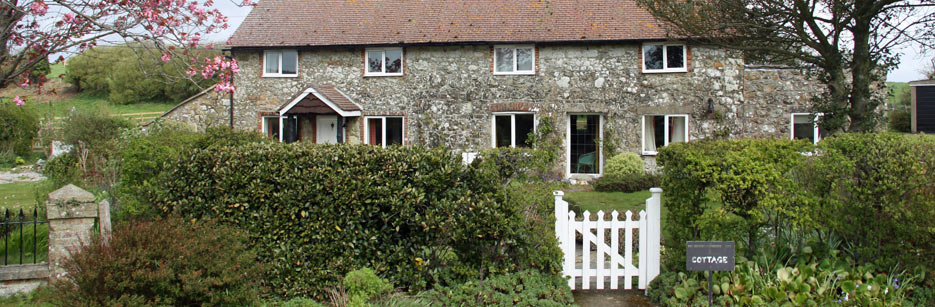 cottages with a rural character on the isle of wight
