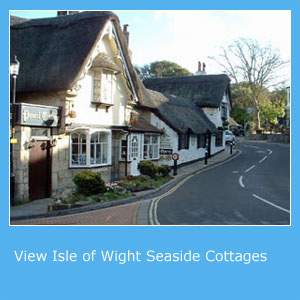 seaside cottages Isle of Wight