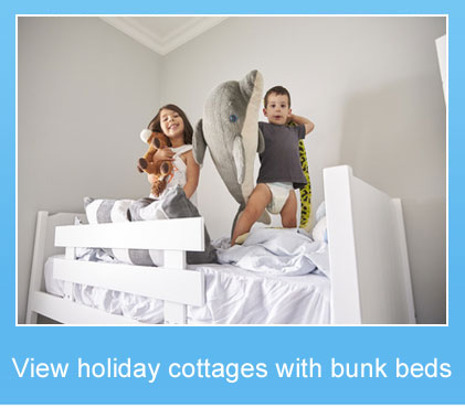cottages with bunk beds