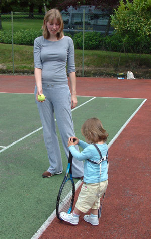 family cottage breaks with tennis